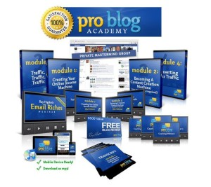 Pro Blog Academy
